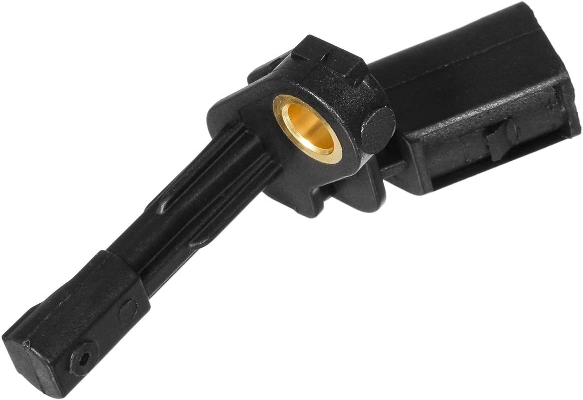 AUTEX 1Pc Rear Right ABS Wheel Speed Sensor 1K0927808 GEGT7610-506 SU11906 1K0927808 Compatible with AUDI A3 2006-2013//AUDI TT 2008-2009//SEAT LEON 2007-2011//Replacement for VOLKSWAGEN BEETLE 12-17