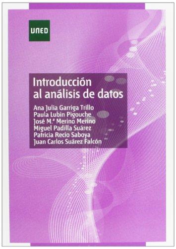 Introducción al análisis de datos (GRADO) Ana Julia Garriga Trillo