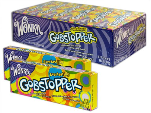 Gobstopper Box (Pack of 24) by Gobstopper