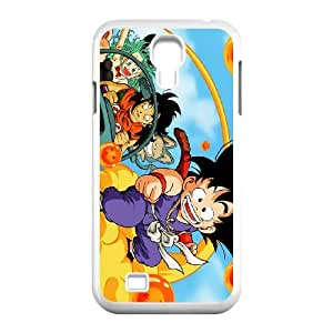 Samsung Galaxy S4 9500 Cell Phone Case White Dragon Ball F8233813