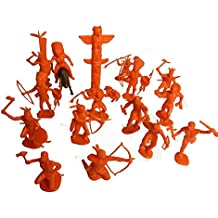 Marx Vintage American Indians Offered By Classic Toy Soldiers, Inc