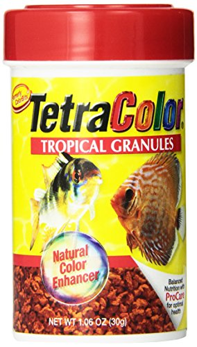 (Tetra ColorBits Tropical Granules)