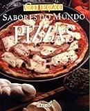 capa de Sabores do Mundo. Pizzas