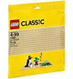LEGO Classic Sand Baseplate
