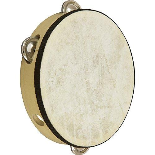 Rhythm Band Wood Rim Tambourine 7 In - 7 Tambourine Inch