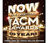 Music : Now this is what I call ACM Awards 50 Years 3 Disc 50 Track Set