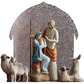 Willow Tree The Holy Family Nativity Set