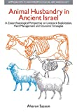 Animal Husbandry in Ancient Israel: A Zooarchaeological Perspective on Livestock Exploitation, Herd Management and Economic Strategies (Approaches to Anthropological Archaeology)