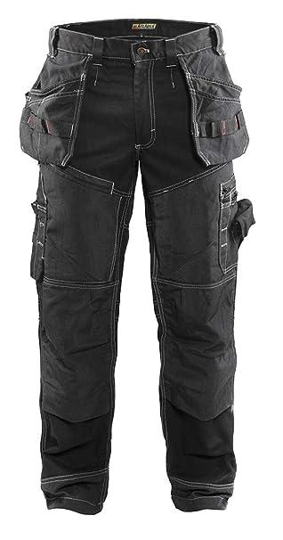 Omtalade Amazon.com: Blaklader X1600 Work Pants Black 30 28: Clothing YT-68