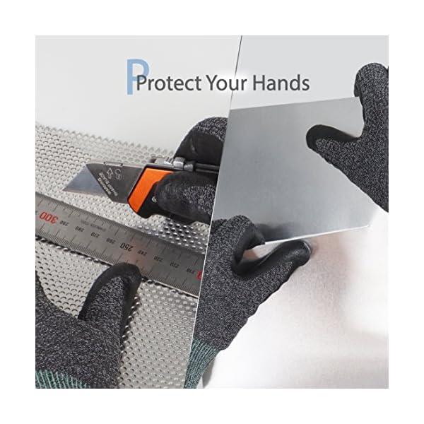 DEX FIT Work Gloves 4