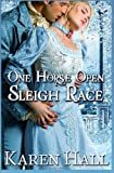 One Horse Open Sleigh Race, Karen Hall, 1492772747