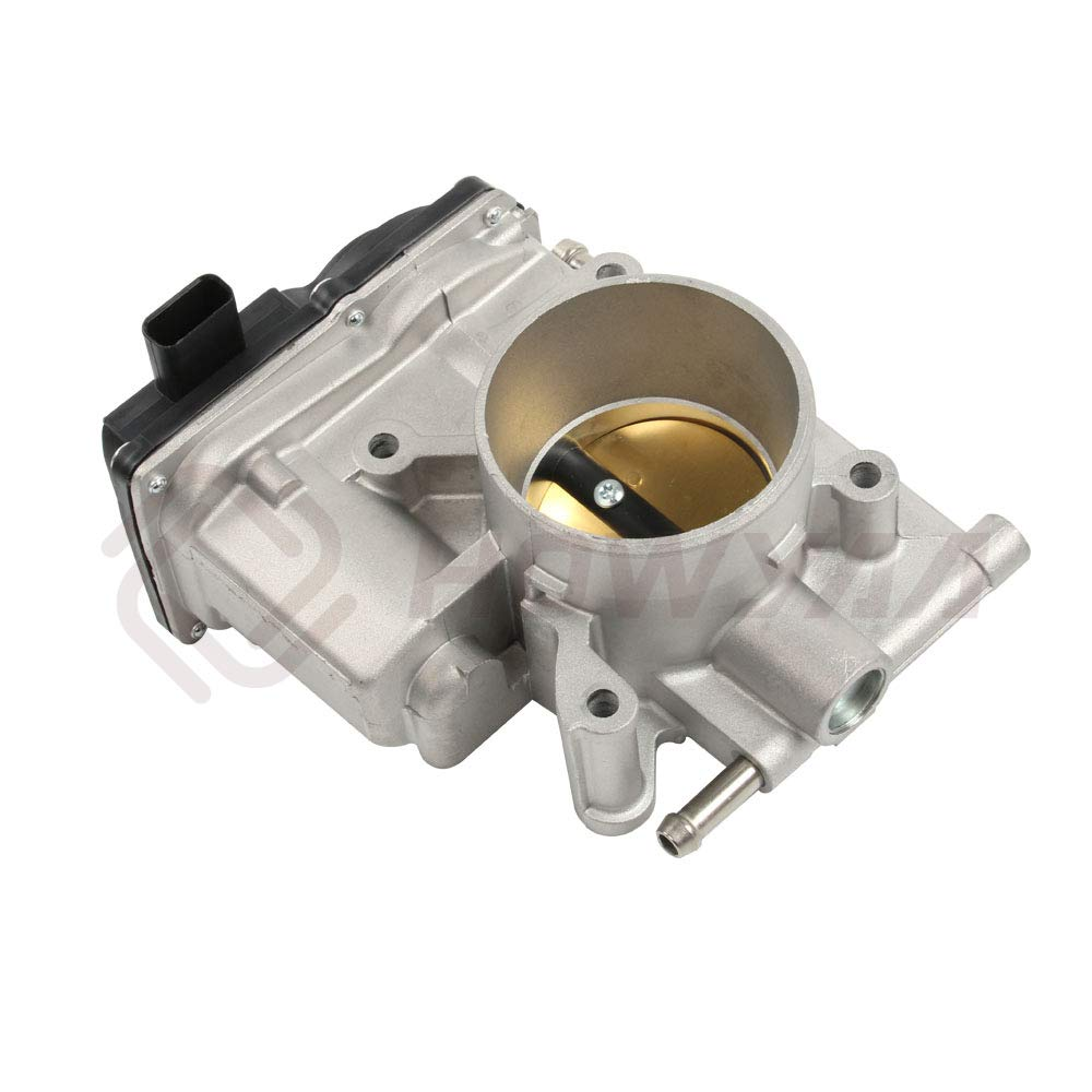 Howyaa L3R4-13-640 Throttle Body TBI Fit for 2006-2013 MAZDA 3 5 6