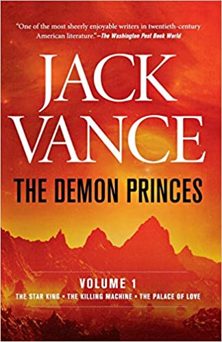 Amazon com: Demon Princes Vol 1P (9780312853020): Jack Vance