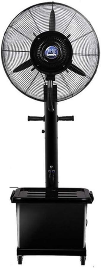 Pequeño ventilador de circulación de aire Fan - Inicio del ventilador base de fans aerosol industrial, ajustable de 3 velocidades del aerosol del ventilador de refrigeración con movimientos de balance