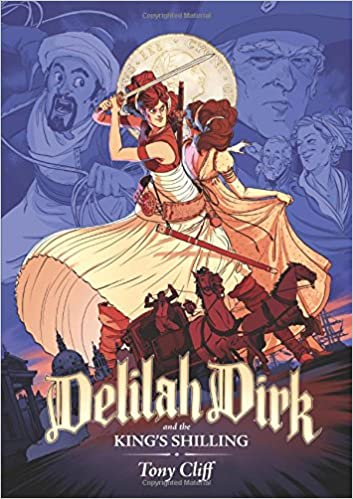 Image result for Delilah Dirk and the King's Shilling
