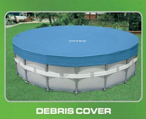 Intex 16 39 X 48 Ultra Frame Swimming Pool Set W 1500 Gph Krystal Clear Pump Buy Online In Uae