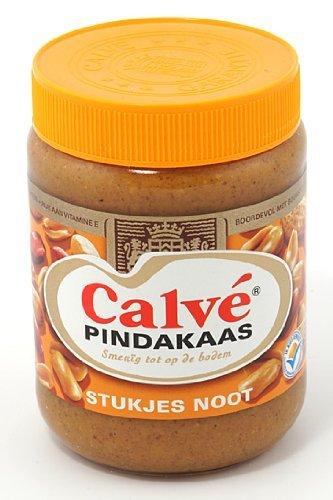 calve-pindakaas-met-noot-peanut-butter-with-chunks-of-nuts-3-jars-x-ea-123oz-350gr