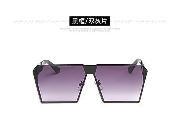 Metall Sonnenbrille, in Europa und in den Vereinigten Staaten trend Sonnenbrille, Männer und Frauen allgemein Sonnenbrille