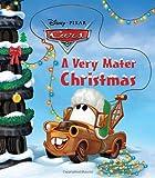 A Very Mater Christmas (Disney/Pixar Cars) (Glitter Board Book)