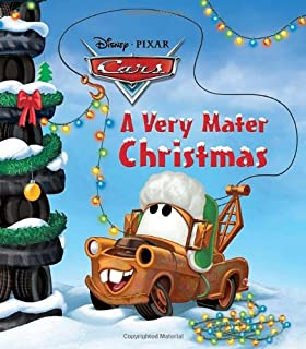 Amazon.com: Hallmark Disney/Pixar Cars Tow Mater Christmas ...