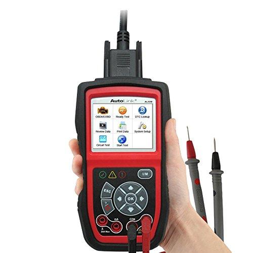 Autel AutoLink AL539 OBDII Diagnostic product image