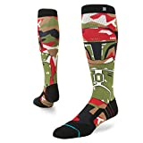 Stance Men's Storm Trooper Snow Turquoise Large