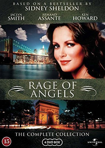 Rage of Angels (Complete Collection) - 4-DVD Set ( Sidney Sheldon's Rage of Angels I & II ) [ NON-USA FORMAT, PAL, Reg.0 Import - Denmark ] by Armand Assante