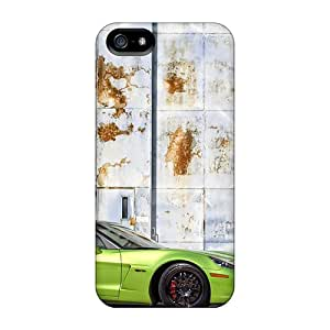 BeverlyVargo Slim Fit Protector YhO11154DRAS Shock Absorbent Bumper Cases For Iphone 5/5s