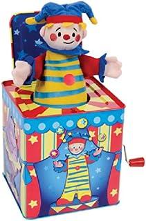 sc 1 st  Amazon.com & Amazon.com: Schylling Jack-In-The-Box Toy: Toys u0026 Games Aboutintivar.Com
