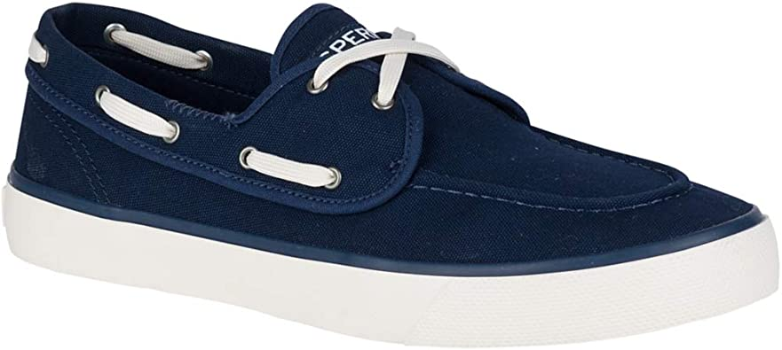2-Eye Sneaker Men 10 Navy