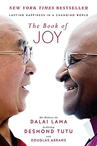 book cover of The Book of Joy