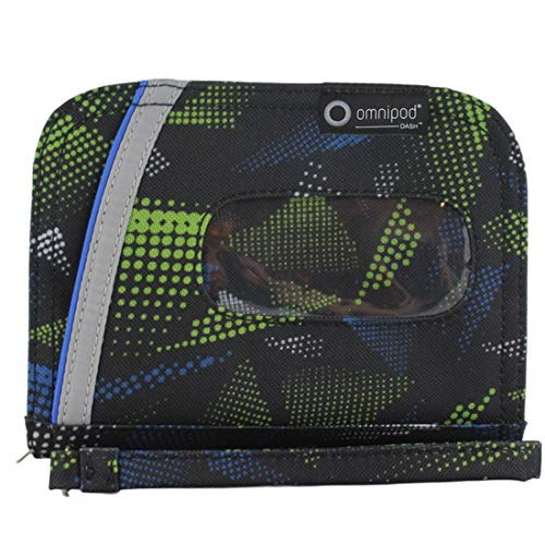 Diabetes Supply Case for Glucose Meter, Insulin, Test Strips and Other Diabetic Supplies(Jack)