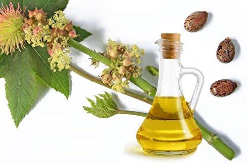 Aceite de ricino 100% Bio orgánico por de presión en frío - para cabello, uñas, Cejas 100 ml: Amazon.es: Belleza