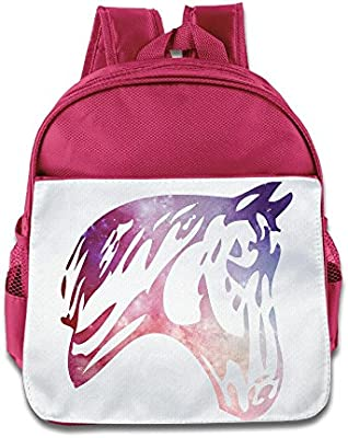 XJBD Custom Superb Colorful Horse Boys And Girls School Bagpack For 1-6  Years Old 46540e304d1b8