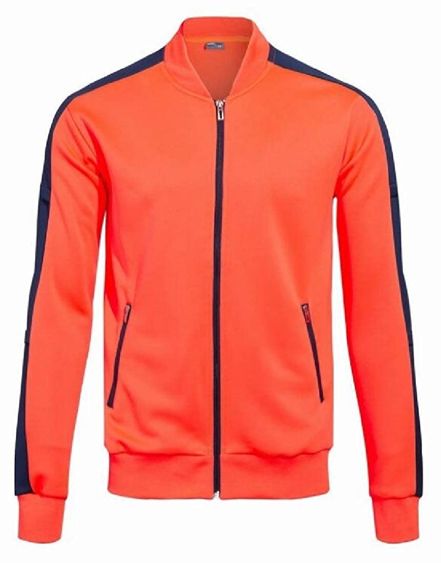 M/&S/&W Mens Long Sleeve Running Jogging Cotton Casual Tracksuit Athletic Sports Set