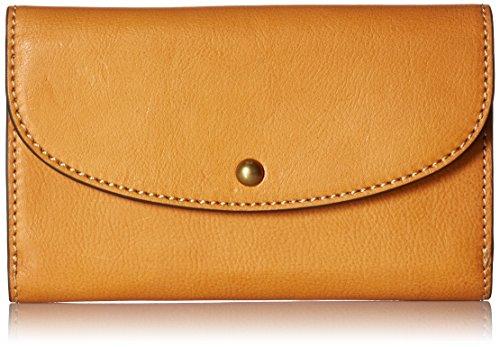 Adeline Clutch Wallet Wallet, TAN, One Size by FRYE