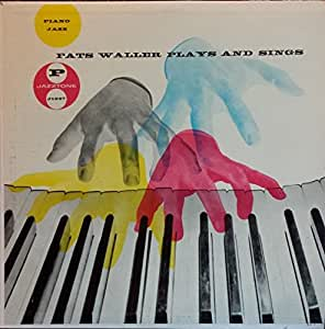 - Fats Waller Plays & Sings - Amazon.com Music