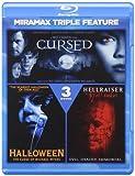 Cursed / Hellraiser: Hell Seeker / Halloween VI [Blu-ray]