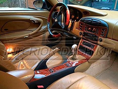 Porsche Boxster 996 Turbo interior Burl madera Dash trim Kit Set 2002 2003 2004: Amazon.es: Coche y moto