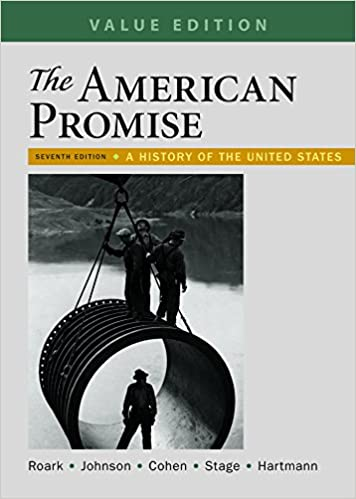 Amazon the american promise value edition combined volume a the american promise value edition combined volume a history of the united states seventh edition fandeluxe Choice Image