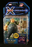 THE BLOB w / Exploding Truck Grills X-MEN: EVOLUTIONS FORCE Action Figure