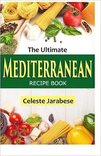 Book The Ultimate MEDITERRANEAN RECIPE BOOK