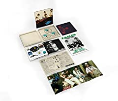A new 2-CD/1-Blu-ray Audio deluxe edition that includes the original studio album, ten previously unreleased live recordings, as well as hi-res and 5.1 mixes. Presented in an 11 x 11 hardbound book, the set also features rare and unseen photo...