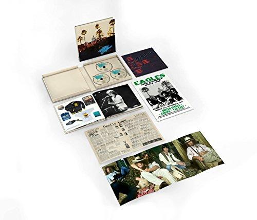 (Hotel California: 40th Anniversary Deluxe Edition (2CD/1Bluray))