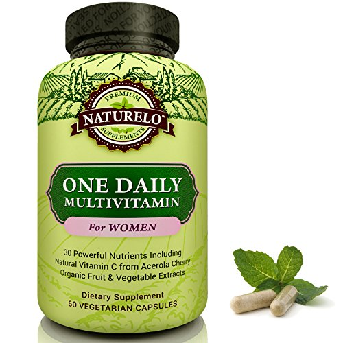NATURELO One Daily Multivitamin Women product image