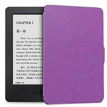 DATOUDATOU Amazon Kindle Paperwhite de Capa 1/2/3 Funda Ultra Slim ...