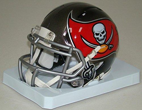 (Riddell NFL Tampa Bay Buccaneers Revolution Speed Mini Helmet (New 2014 Logo))