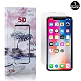 iPhone XR Screen Protector Tempered Glass, Bear Village® Premium Screen Protector, 9H Scratch Resistant Screen Protector Film for iPhone XR - 1 PACK