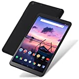 NeuTab 10.1 inch Tablet PC, MTK 64-bit Quad Core, Android 6.0 Marshmallow OS, 1280x800 IPS Display, 16GB Nand Flash, Bluetooth 4.0, Front & Back Dual Camera, Micro HDMI Type D, Black (FCC Certified)