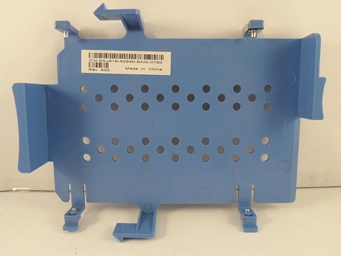 Genuine Dell Dimension Hard Drive Caddy HDD For Optiplex GX520 GX620 320 330 740 745 755 760 210L and Dimension C521 Systems P/A: D7579 / W5728 / XJ418 / YJ266